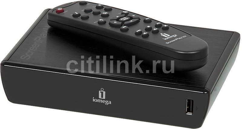 Медиаплеер IOMEGA ScreenPlay MX,  1000Гб черный
