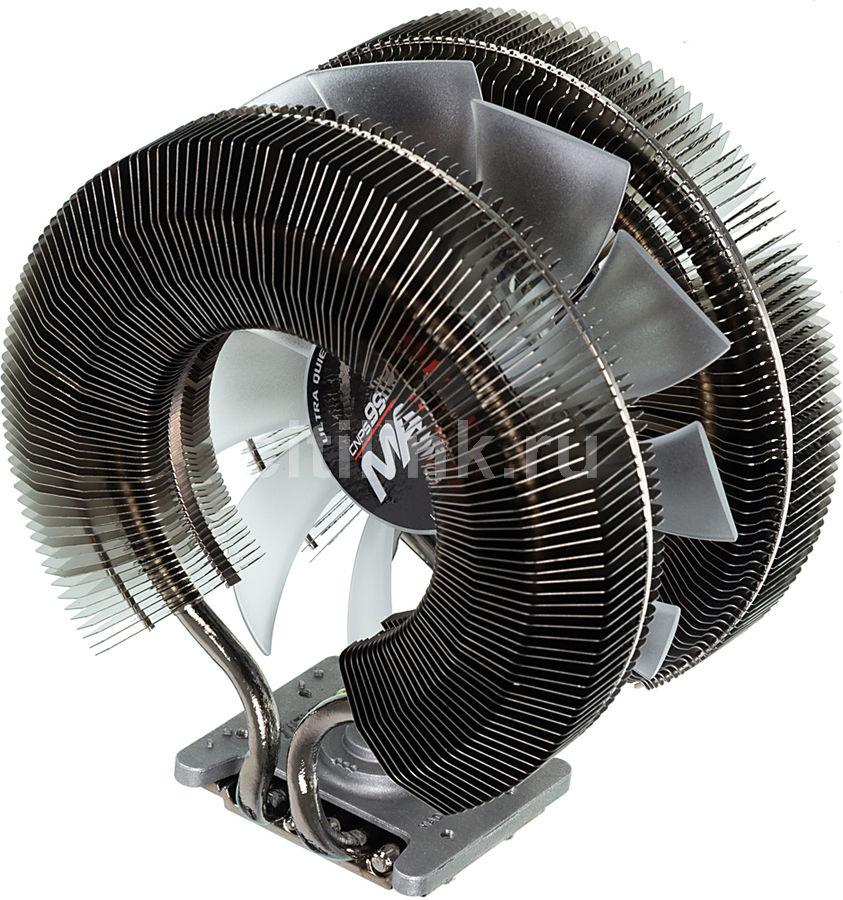 Устройство охлаждения(кулер) ZALMAN 9900MAX (RED),  135мм, Ret