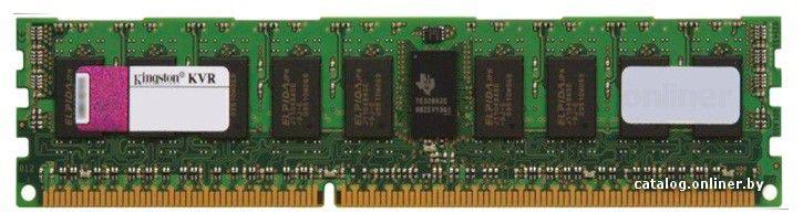 Память DDR3 2Gb 1333MHz ECC Reg w/Par CL9 SR x4 w/TS Intel Kingston (KVR1333D3S4R9S/2G)