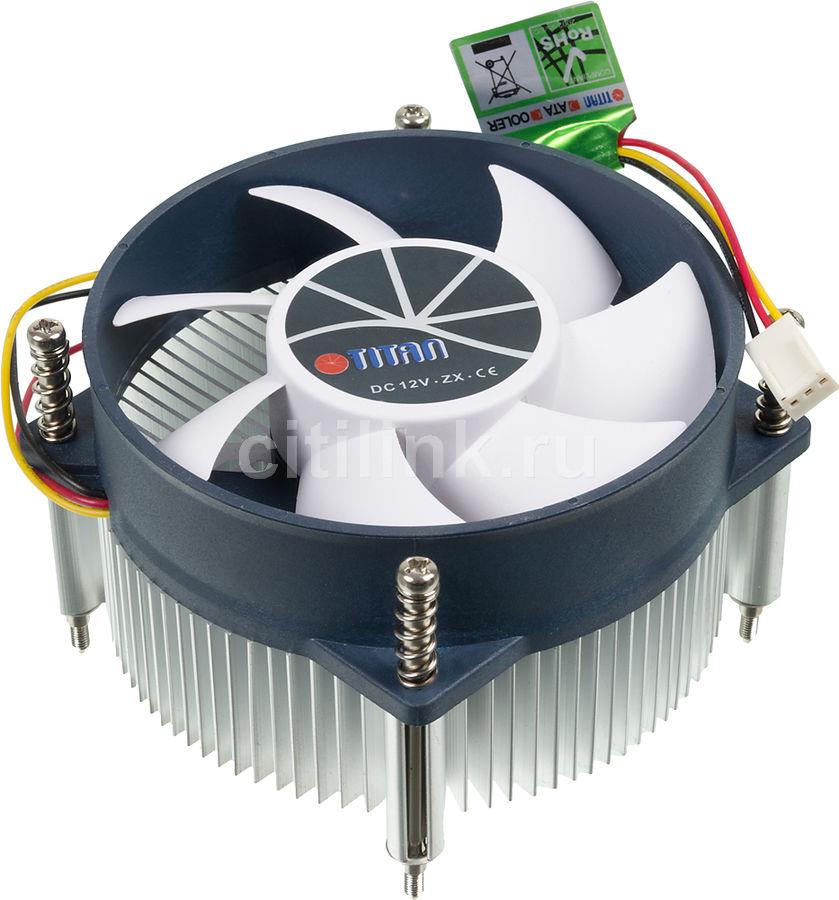 Устройство охлаждения(кулер) TITAN TTC-NA32TZ/R,  95мм, Ret