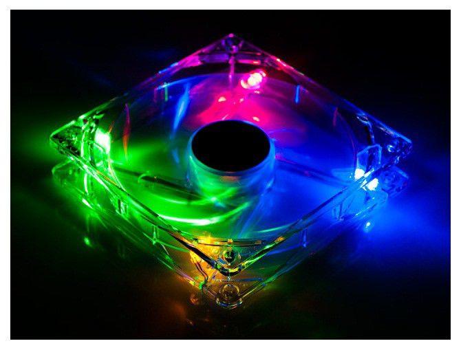 Вентилятор GLACIALTECH IceLight CF-8025GSD0CC0001F,  80мм, Ret
