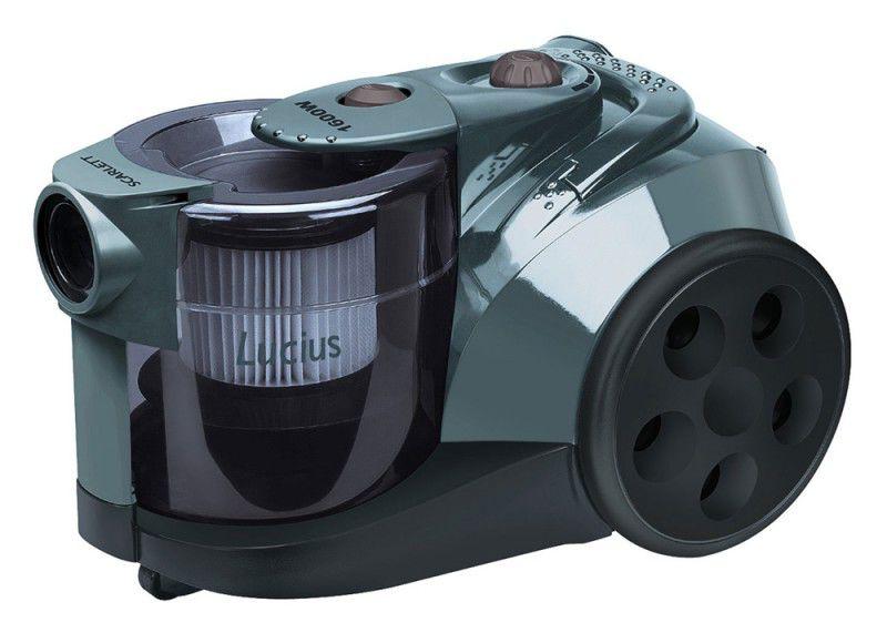 Пылесос SCARLETT SC-280, 1600Вт, зеленый
