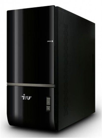 IRU Home 710,  Intel  Core i3  540,  4Гб, 500Гб,  nVIDIA GeForce GTX 465 - 1024 Мб,  DVD-RW,  CR,  Windows 7 Home Basic,  черный