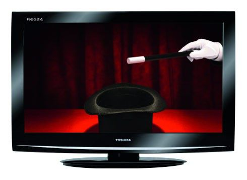 Телевизор ЖК TOSHIBA 26AV733R  HD READY (720p),  черный