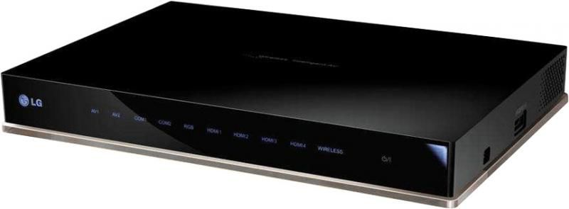 Беспроводной медиа бокс  LG AN-WL100E 4 HDMI