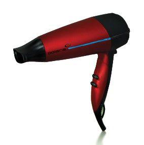 Фен POLARIS PHD2255TDi, 2200Вт, красный