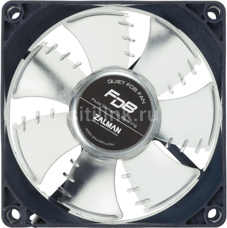 Вентилятор ZALMAN ZM-F1 FDB,  80мм, Ret