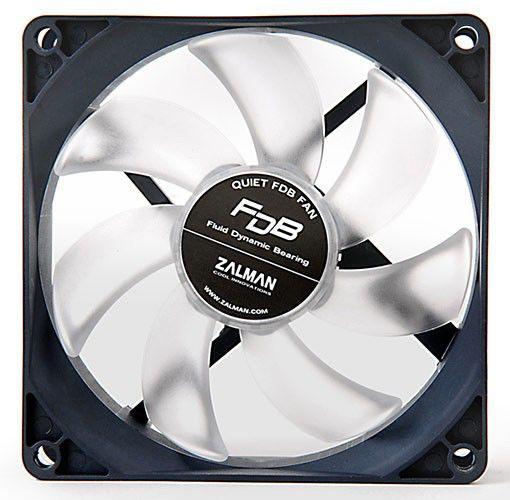 Вентилятор ZALMAN ZM-F2 FDB (SF),  92мм, Ret