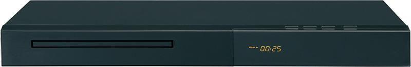 DVD-плеер MYSTERY MDV-736U,  черный