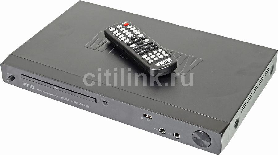 DVD-плеер MYSTERY MDV-838UH,  черный