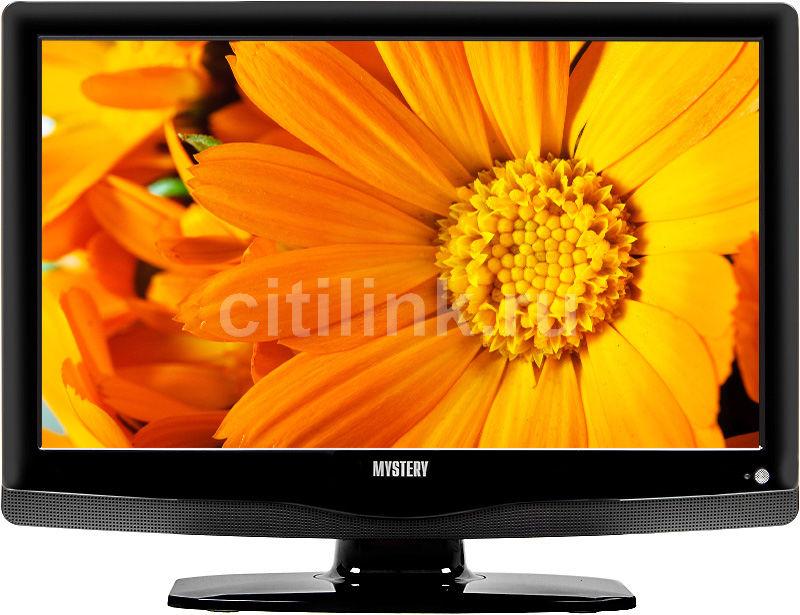 "Телевизор ЖК MYSTERY MTV-1907W  19"", HD READY (720p),  черный"