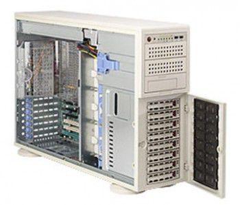 Сервер IRU ROCK 2116 E5503(2000)/4096GB/noHDD/noDVD/800W