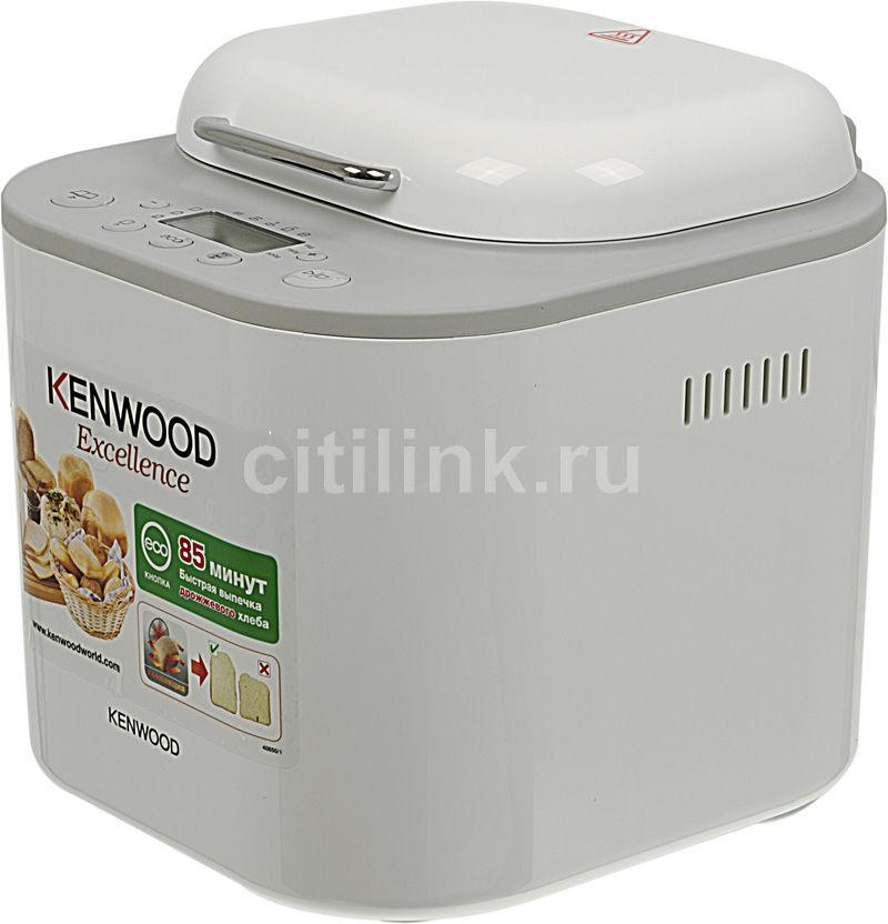 Хлебопечь KENWOOD BM260,  белый