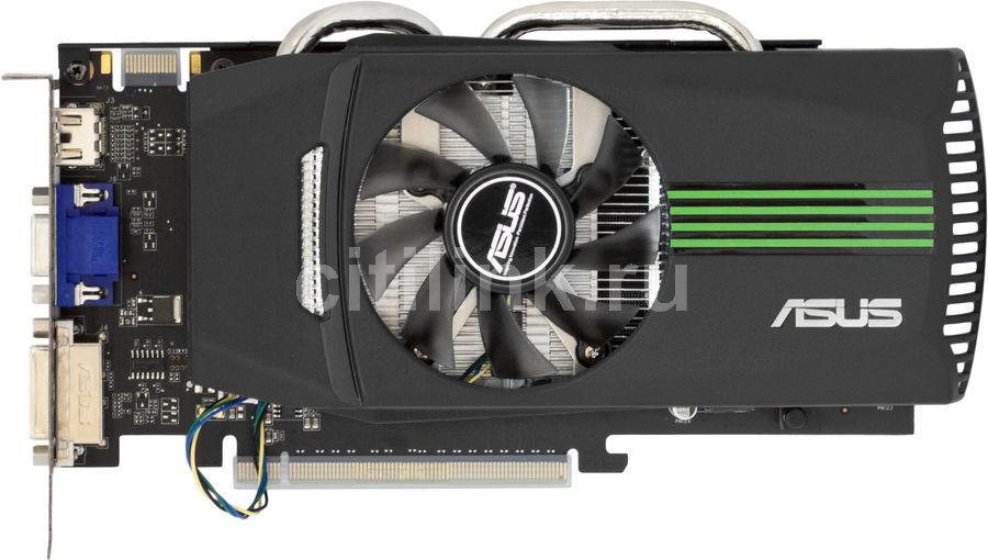 Видеокарта ASUS GeForce GTS 450,  1Гб, GDDR5, OC,  Ret [engts450 dc oc/di/1gd5]
