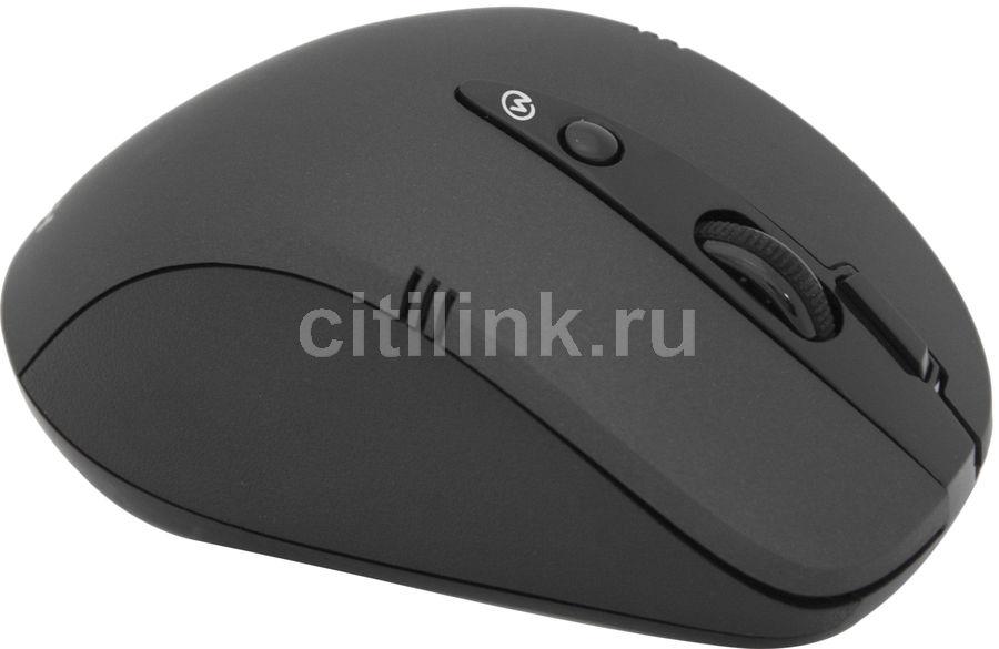 Мышь A4 xFar G10-650-1 оптическая беспроводная USB, черный
