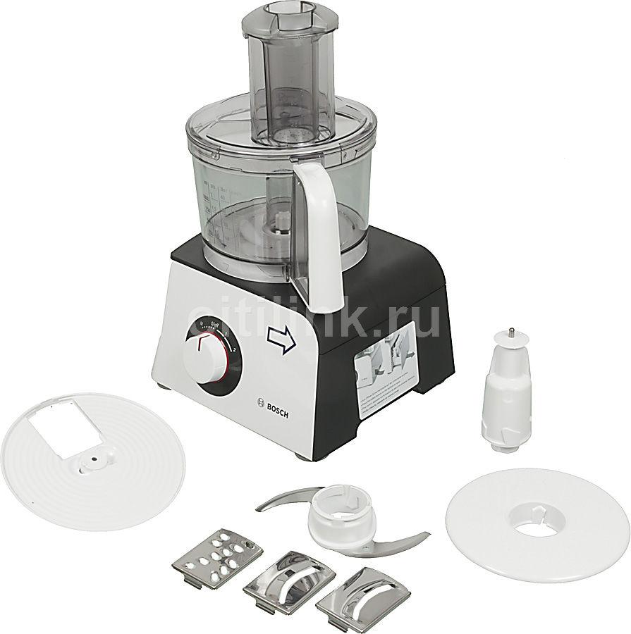 Кухонный комбайн BOSCH MCM4000,  серебристый