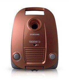 Пылесос SAMSUNG SC4142, 1600Вт, коричневый