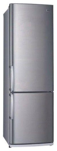 Холодильник LG GA-479ULBA,  двухкамерный,  серебристый [ga479ulba]
