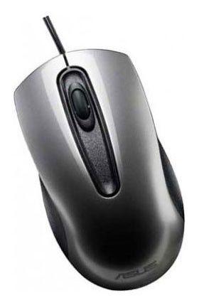 Мышь ASUS UT200 оптическая проводная USB, серый [90-xb0l00mu00030]