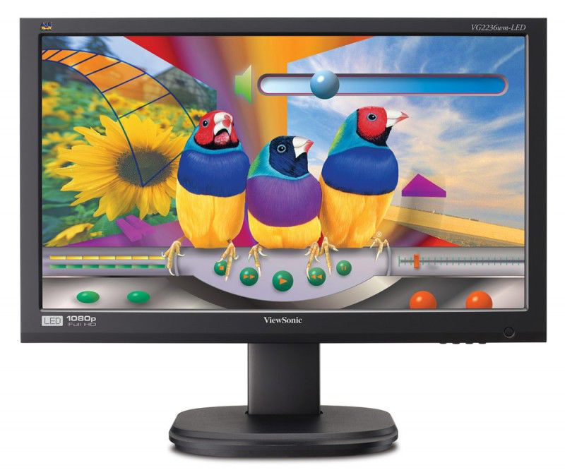 Монитор ЖК VIEWSONIC VG2236Wm-LED 21.5