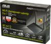 Маршрутизатор ASUS RT-N12 802.11n 300Mbps (отремонтированный) вид 9