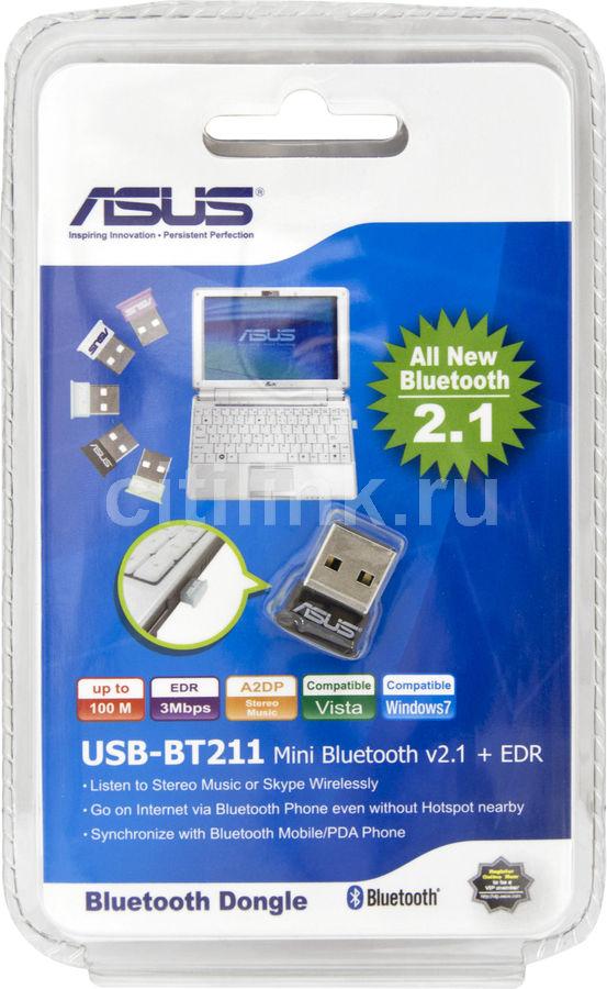 Сетевой адаптер Bluetooth ASUS USB-BT211 USB