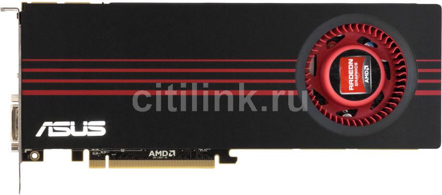Видеокарта ASUS Radeon HD 6970,  2Гб, GDDR5, OC,  Ret [eah6970/2di2s/2gd5]
