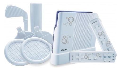 Игровая консоль FUNC WSS-01, белый