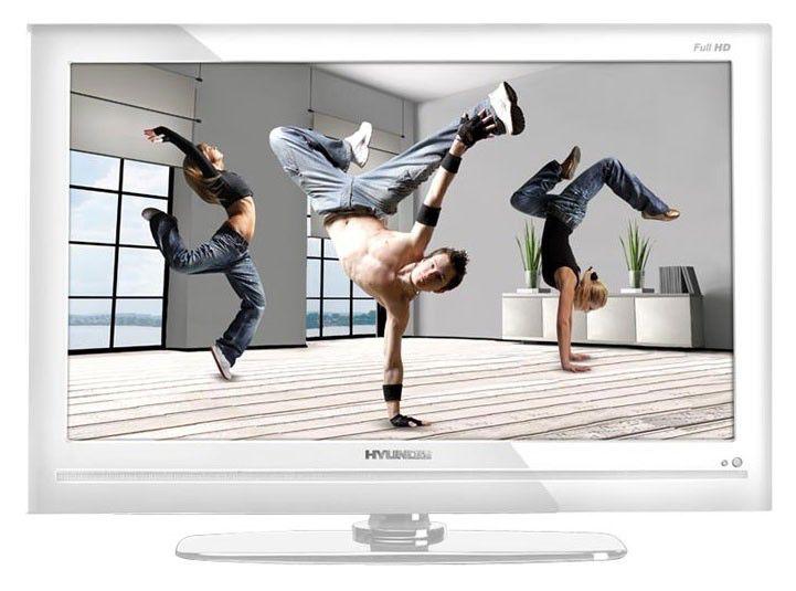 LED телевизор HYUNDAI H-LEDVD24V2