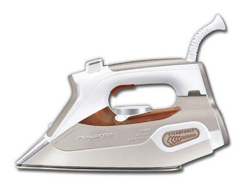 Утюг ROWENTA DW9035,  2600Вт,  светло-коричневый/ белый