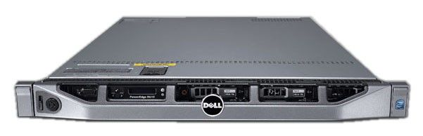 Сервер Dell PE R610 2xX5660 2.8/16G(4x4G 2R RDIMM 1333)/SAS 2.5 6x146Gb 10K/RW/H700/iD6EnVFl/RPS/3YP [210-31785]