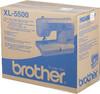 Швейная машина BROTHER XL-5500 белый [xl5500] вид 10
