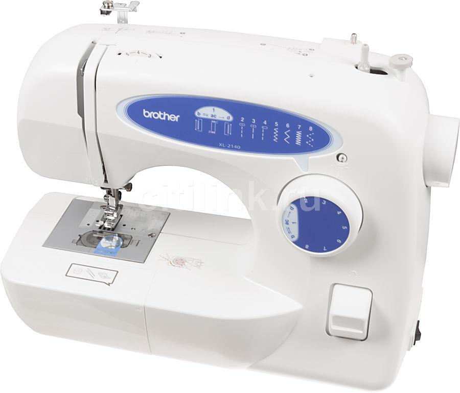 Швейная машина BROTHER XL2140 белый