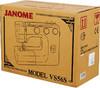 Швейная машина JANOME VS56S белый вид 11