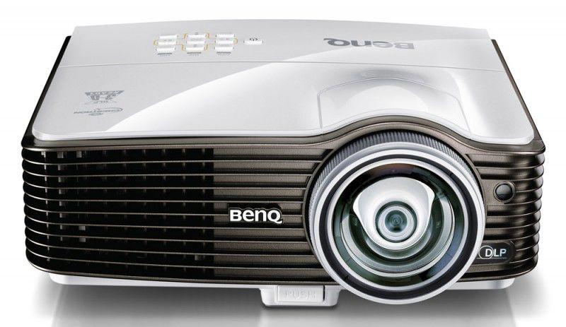 Проектор BENQ MX810ST белый [9h.j3l77.14e]