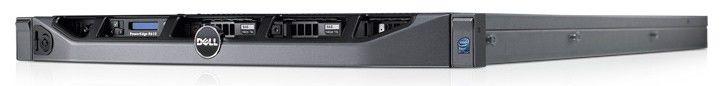 Сервер Dell PE R610 No Proc/4G(2x2 2RRDIM1.3K)/2.5SAS2x146 10k6Gps/RW/iD6EnVFL/H700/RPS/3YP [210-31785]