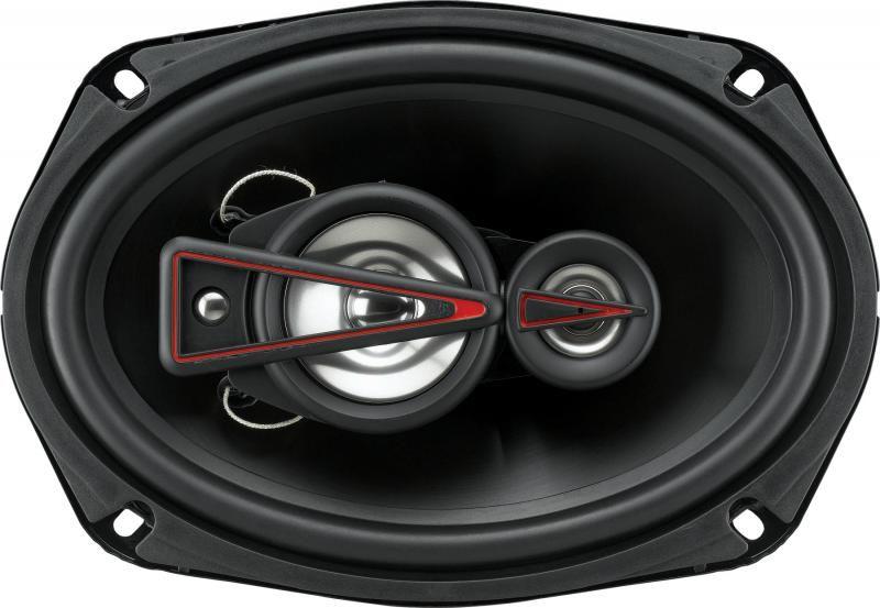 Колонки автомобильные SUPRA SRD-6914,  коаксиальные,  330Вт