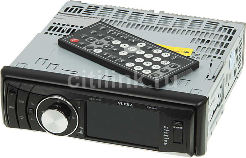 Автомагнитола SUPRA SDD-3005,  USB,  SD/MMC