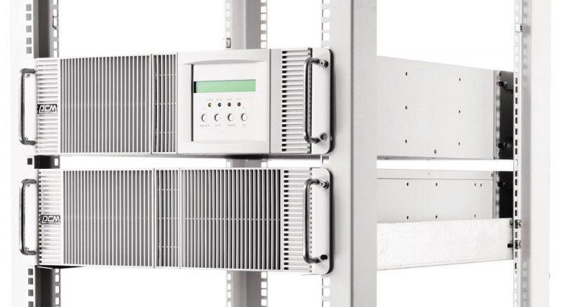 Источник бесперебойного питания POWERCOM Vanguard VGD-10K RM (3U+3U), (блок 97721 выписывается отдельно),  10000ВA [vcr-10k0a-8w0-0014]