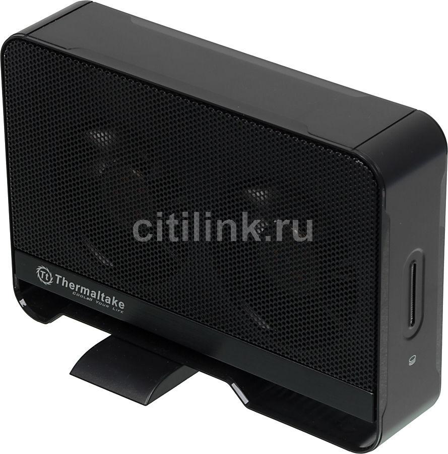 Внешний корпус для  HDD THERMALTAKE Max5 ST0021, черный