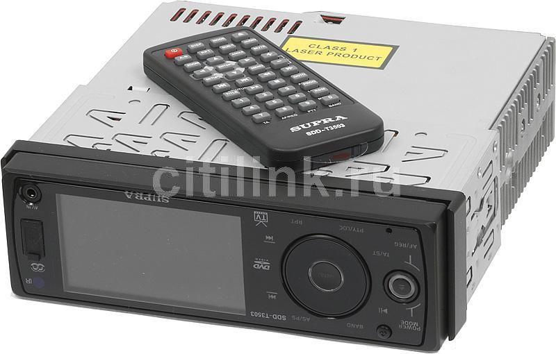 Автомагнитола SUPRA SDD-T3503,  USB,  SD/MMC
