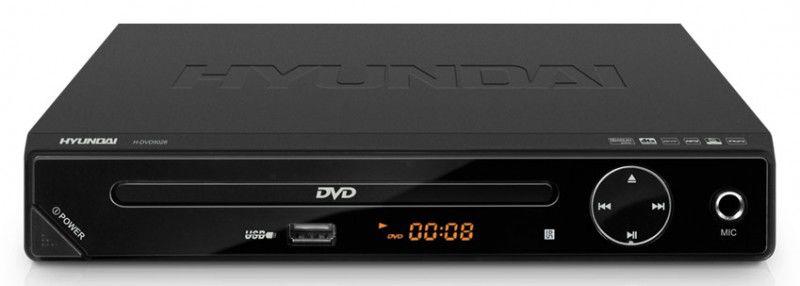 DVD-плеер HYUNDAI H-DVD5028,  черный