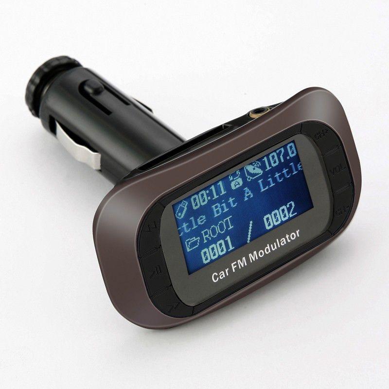 FM-трансмиттер DIGMA FТ215