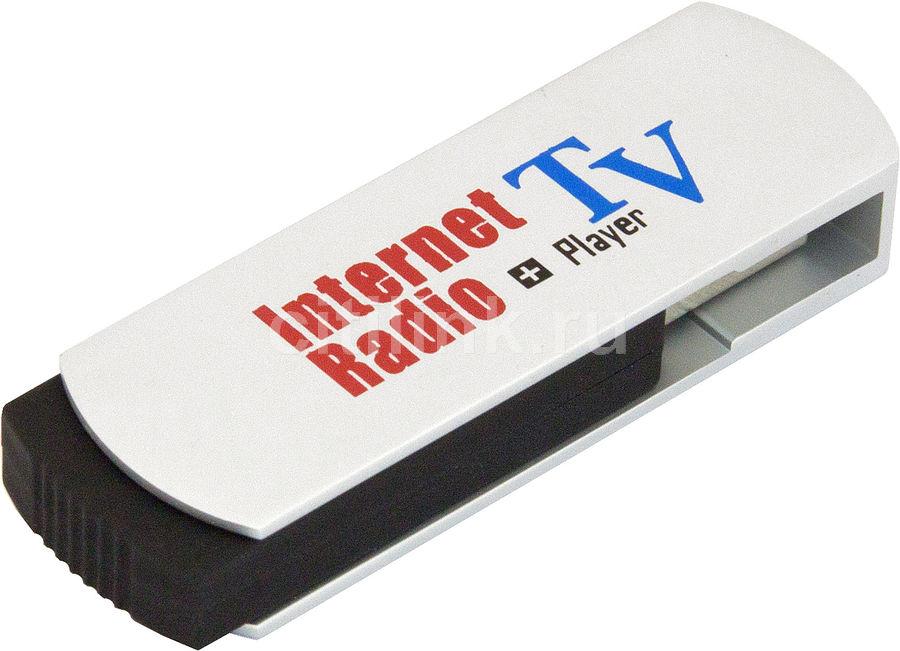 ТВ-тюнер/FM-тюнер PIXELVIEW Play iTV/RADIO,  внешний