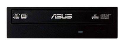 Оптический привод DVD-RW ASUS DRW-22B3S, внутренний, IDE, черный,  OEM [drw-22b3s/black/bulk]
