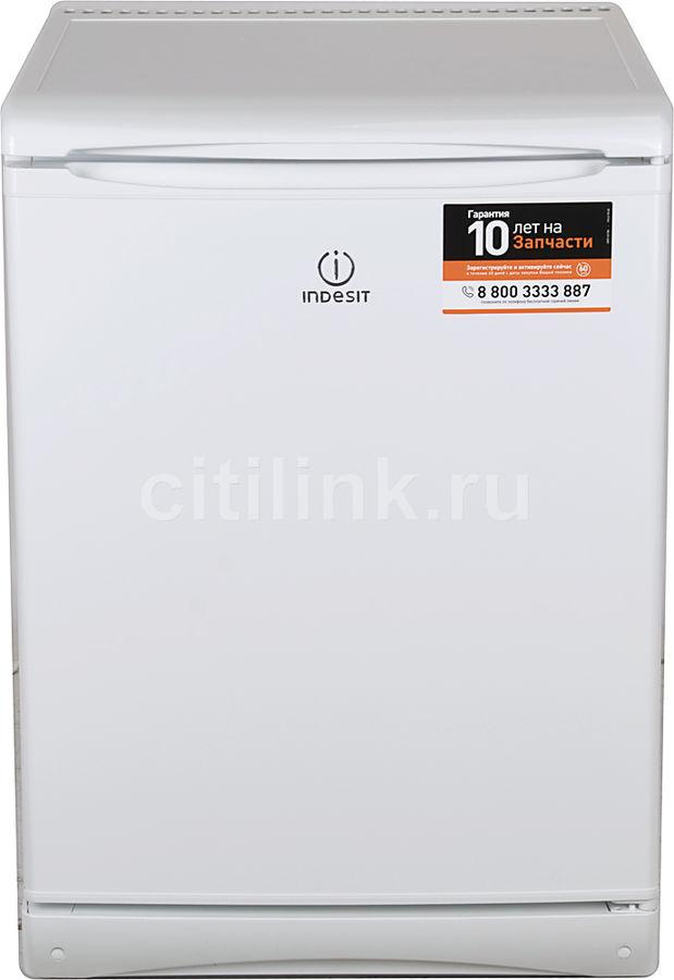 Холодильник INDESIT TT 85,  однокамерный, белый [tt 85.001-wt]