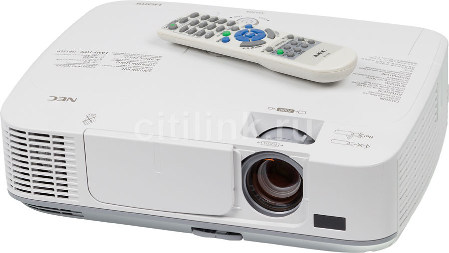 Проектор NEC M230X белый [m230xg]