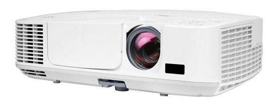 Проектор NEC M260X белый [m260xg]