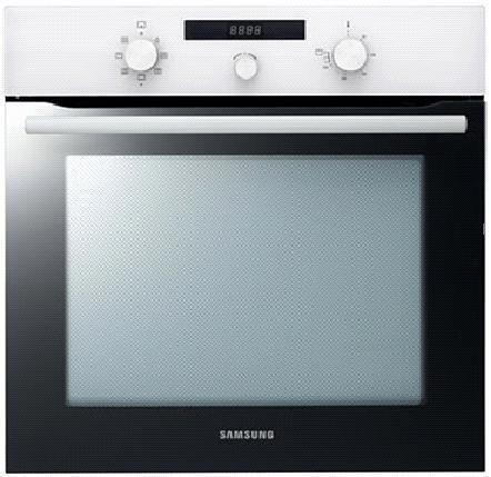 купить духовой шкаф Samsung Bf3n3w080 белый по выгодной цене в