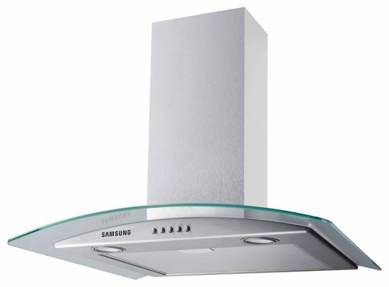 Вытяжка каминная Samsung HDC6255BG серебристый управление: кнопочное (1 мотор) [hdc6255bg/bwt]
